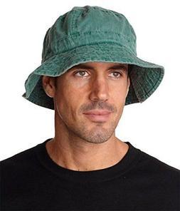 Adams Headwear 00820599001413 VACATIONER VA101 FOREST GREEN
