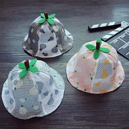 2019 New Fashion Baby <font><b>Hat</b></font> Pineapple Prin