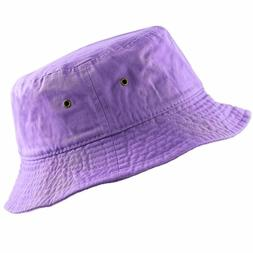 The Hat Depot 300N Unisex 100% Cotton Packable Summer Travel