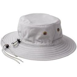 PRINCIPLE PLASTICS 4471GY Sloggers Cotton Bucket Hat-MENS GR
