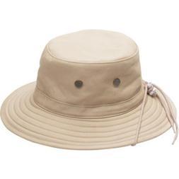 Sloggers 4471ST Large Khaki Classic Cotton Adjustable Hat