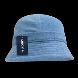 Decky 980-SKY Terry Bucket Hats Sky
