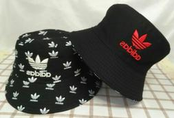 New Adidas Bucket Black Hat Outdoor Reversible Cap