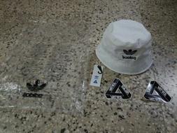 Adidas x Palace Skateboards Bucket Hat Reversible White 2014