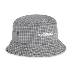 25% OFF! Carhartt Alistair Bucket Hat Shiver / Black Check