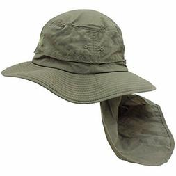 American Outdoorsman The Hunter Bucket Hat Olive Green Large