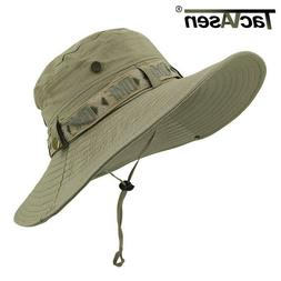 Anti-UV Tactical Sniper Hat Boonie Army Caps Military Huntin