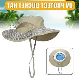 Arctic UV Hat Evaporative Cooling Bucket Hat UV Protection S
