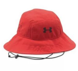 Under Armour ArmourVent Bucket Hat UPF30 1273240 600 Red One