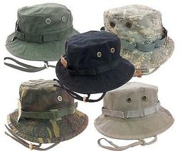 Army Military Boonie Fishing Hunting Army Bucket Jungle Cott