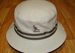 Beige  KANGOL  Stripe LaHinch  Bucket Hat  Style  K4012SP
