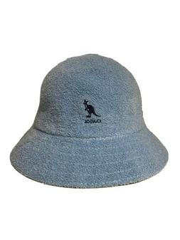 Kangol Bermuda Casual Classic Terry Cloth Bucket Hat Origina