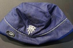 ADIDAS Blue /White Bucket Hat Adult Men's Hat L/XL T-Mac & A