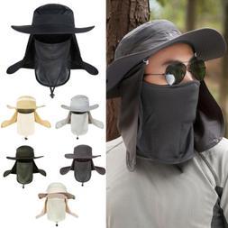 Boonie Bucket Hat Cap Cotton Fishing Military Hunting Safari