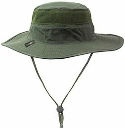 Outdoor Boonie Hats Sun Fishing Hat Men Women Wide Brim Summ