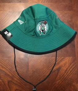 Boston Celtics New Era Bucket Hat Kelly Green One Size Fits