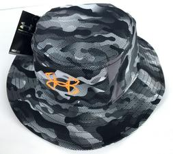 Under Armour Boys Camo Cap Hat Bucket Nwt
