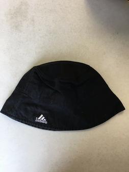 BRAND NEW ADIDAS BLACK BUCKET HAT SMALL LOGO SMALL/MEDIUM FR