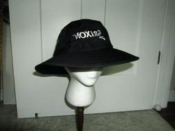 Brand NEW Srixon Headwear Golf Bucket Hat Black Nylon Shark