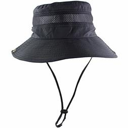 CAMOLAND Breathable Wide Brim Boonie Hat Outdoor UPF 50+ Sun
