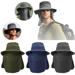 Bucket Hat / Baseball Cap Wide Brim visor Sun Safari Summer
