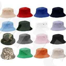 Bucket Hat Boonie Fishing Brim Summer Safari Camping for Men