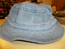 bucket hat denim brand new with free