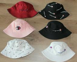 Champion bucket hat flying Big Skye embroidered reversible h