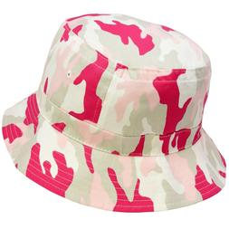 Bucket Hat in Pink Camouflage Limited Edition Free Shipping