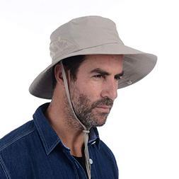 USHAKE Bucket Hat, Safari Hat UPF 50+ Sun Protection Hat Boo