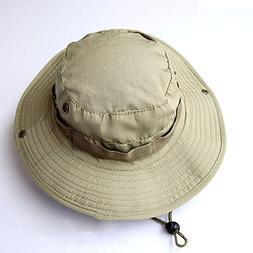 LJK Bucket Hat, Fishing Bucket Sun Hat UPF 50+ Protection Bo