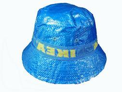 IKEA Bucket Hat KNORVA Frakta with Lining & Vent Holes Rain