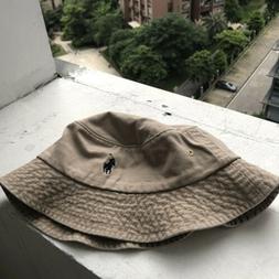 Bucket Hat Polo Casual Style Beige/Nubuck Leisure