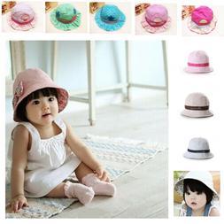 Bucket Hat Unique Design Cotton Wide Brim Sun Protection Cap