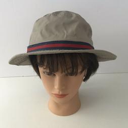 Dorfman Pacific Bucket Hat Water Repellent- Tan