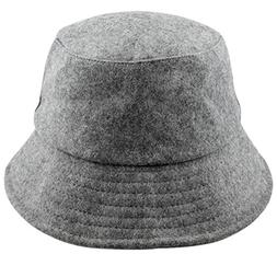 bucket hats men women woolen outdoor fishing