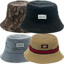 Dickies Bucket Hats Reversible Fashion Cotton Fishing Hat S/