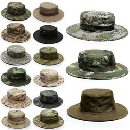 Bucket Hats Tactical Camouflage Military Accessories Outdoor