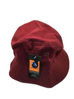 Newhattan Bucket Sun Hat Cotton Fishing Hunting Safari Summe