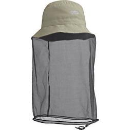 Outdoor Research Bug Bucket Bug Protection Hat, Khaki, Mediu
