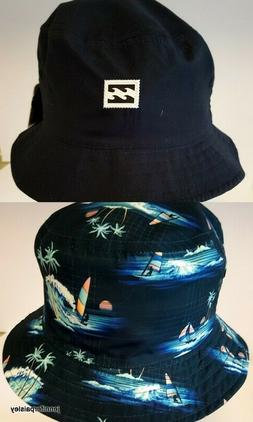 BILLABONG CAP HAT NEW GROMS 2-6 yrs Unisex NAVY/PRINT REVO B