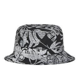 Tiki Mono Bucket Hat Black Carhartt WIP Wax