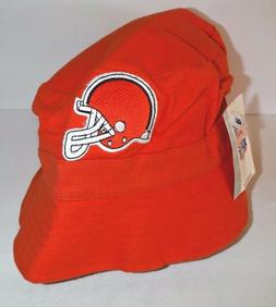 cleveland brown nfl authentic nwt bucket large