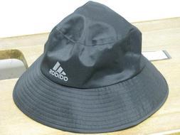 Adidas Climastorm Bucket Hat Golf Hat Black/Gray S/M BRAND N