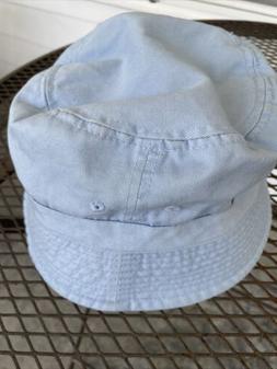 Dorfman Pacific Co. DPC Fishing Hiking Bucket Hat Light Blue
