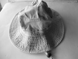Dorfman Pacific Co. Jungle Boonie Bucket Hat Strap Size Medi