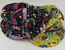 KBETHOS Comic Strip  BUCKET BOONIE HAT/Summer wear