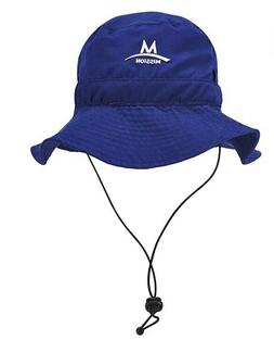 cooling bucket hat blue