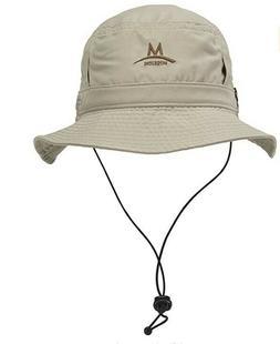 Mission Cooling Bucket Hat-Khaki