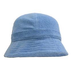 1597eb058 Decky Cotton Unstructured Terrycloth Bucket Hat
